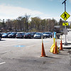 BRYAN EATON/Staff photo. The parking lot across the street from Mersen on Merrimac Street in Newburyport.