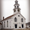 BRYAN EATON/Staff photo. East Parish United Methodist Church in Salisbury Square.