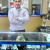JIM SULLIVAN/Staff photo. Zemanian Jewelers owner Armen Zemanian.