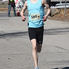 BRYAN EATON/Staff photo. April Fools road race winner, John   of Manchester, Conn.