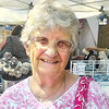 "Kathleen Batten, 85, of Beverly, first Yankee HomecomingFavorite part, ""The food."""