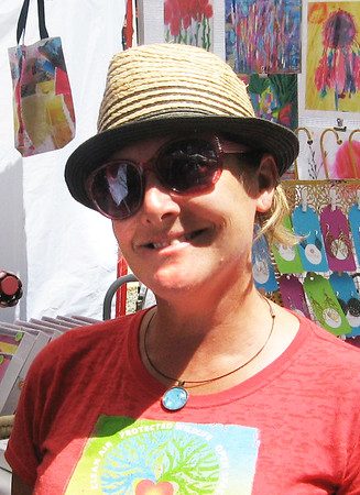 Melissa Partridge.