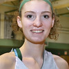 CARL RUSSO/staff photo. Pentucket's 2017-2018 girls basketball star, Liv Cross. 12/14/2017