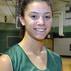 CARL RUSSO/staff photo. Pentucket 's 2017-2018 girls basketball star, Casey Hunt. 12/14/2017