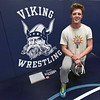 BRYAN EATON/Staff Photo. Triton wrestler Anthony Ostrander.