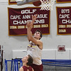 BRYAN EATON/Staff Photo. Newburyport High basketball player Parker McLaren.