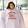BRYAN EATON/Staff photo. Masconomet girls hockey player Molly Elmore of Newburyport.
