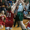 JIM VAIKNORAS/Staff photo Pentucket's scores in the lane against Mascomonet Friday night at Pentucket.