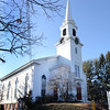 BRYAN EATON/Staff photo. The First Parish Church of Newbury.