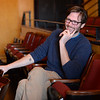 BRYAN EATON/Staff photo. John Moynihan, new executive director of the Firehouse Center for the Performing Arts in Newburyport.