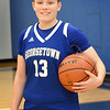BRYAN EATON/Staff Photo. Georgetown girls basketball star Autumn Dionne just wrapped up a highly successful senior year.