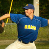 BRYAN EATON/ Staff Photo. Rowley Rams pitcher Joe White.