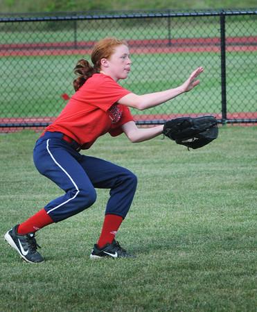BRYAN EATON/Staff Photo. Newburyport player Lucy Gagnon.