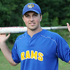 TIM JEAN/Staff photo<br /> <br /> Joe White, of Georgetown plays first base and pitcher for the Rowley Rams baseball team.    7/11/18