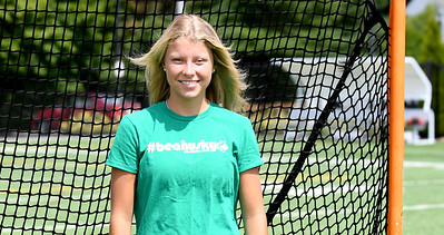 JIM VAIKNORAS/Staff photo Newburyport girls lacrosse star Molly Rose Kearney