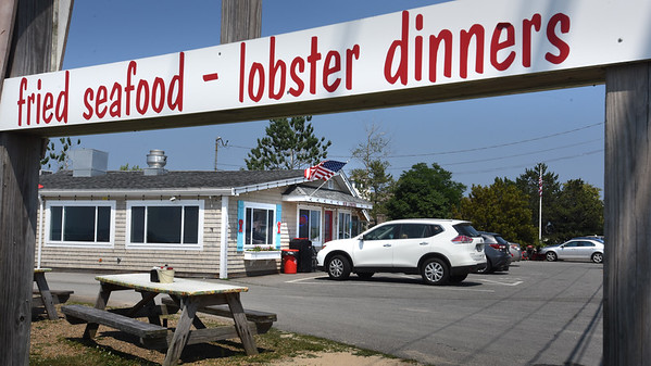 BRYAN EATON/Staff photo. Bob Lobster on the Plum Island Turnpike is moving to get a beer and wine license.