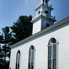 BRYAN EATON/Staff photo. The Union Congregational Church on Amesbury's Point Shore.