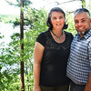 BRYAN EATON/Staff photo. Kate and Rob Yeomans are celebrating the 10th anniversary of their Merrohawke Nature School.