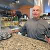 JIM VAIKNORAS/Staff photo <br /> Chef Elvis Jimenez-Chavez at The Coop in Amesbury