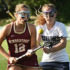 Newburyport high was defeated by Cohasset in girls semifinal lacrosse action.