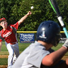 BRYAN EATON/Staff photo. Amesbury pitcher Trevor Kimball.