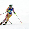 BRYAN EATON/Staff photo. Caroline Bortz approaches the finish at Ski Bradford.