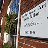 BRYAN EATON/Staff photo. The Newburyport Art Association building on Water Street in Newburyport.