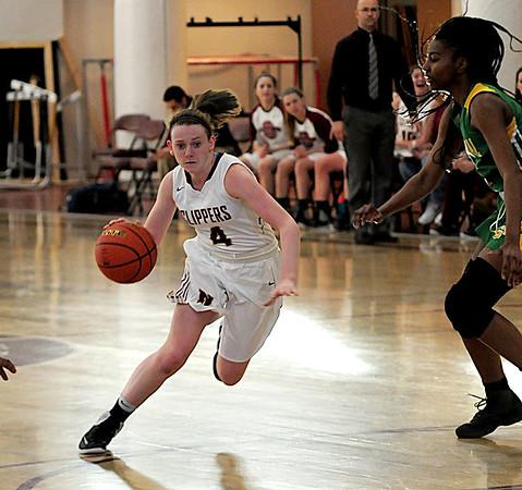 Newburyport cathedral girls basketball