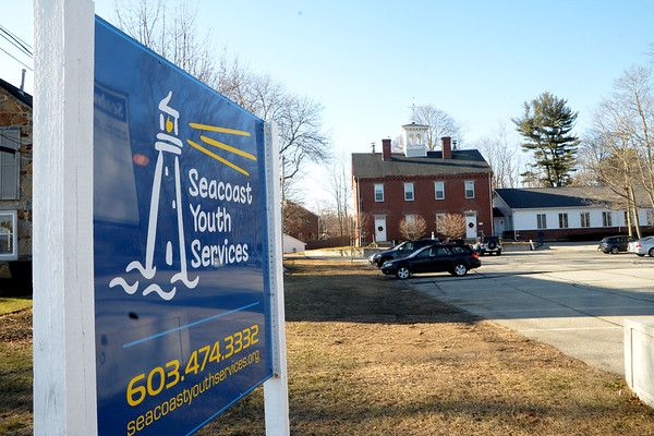 JIM VAIKNORAS/Staff photo Safe Harbor substance abuse recovery center will soon share space at Seacoast Youth Services at 867 Lafayette Road, Route 1, in Seabrook. The program will hold an open house at the facility at noon on Saturday, Jan. 28 to provide an overview of the services offered and listen to community needs.