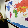 BRYAN EATON/Staff photo. Newburyport lawyer Becki Jacobson represents immigrants from over 30 countries.
