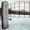 BRYAN EATON/Staff photo. The Richie Eaton Baseball Field behind the Nock Middle School.