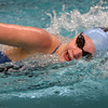BRYAN EATON/Staff photo. Triton's Maggie Summit in the 100 freestyle.