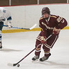 JIM VAIKNORAS/Staff photo Newburyport's Jacob Grossi-Hogg