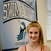 BRYAN EATON/Staff photo. Triton swimmer Maggie Summit.