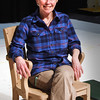 BRYAN EATON/Staff photo. Sha Riordan wrote a children's play which will be performed at Glacier National Park next month.