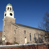 BRYAN EATON/Staff photo. St. Paul's Episcopal Church on High Street in Newburyport.
