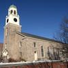 BRYAN EATON/Staff photo. St. Paul's Episcopal Church on High Street in Newburyport.