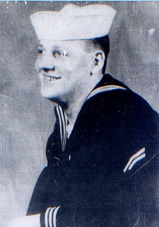 BRYAN EATON/Staff photo. Amesbury native William Justin who was killed on the USS Forrestal during the Vietnam Conflict.