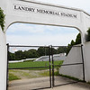 BRYAN EATON/Staff photo. Landry Stadium in Amesbury could be hosting a music festival.