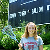 BRYAN EATON/Staff Photo. Callie Batchelder is a Newburyport native going into her freshman year at Governor's Academy.