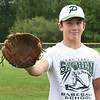 BRYAN EATON/Staff Photo. Trevor Kamuda is a standout baseball player and wrestler who will be a freshman at Pentucket this coming year.