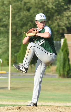BRYAN EATON/Staff photo. Pentucket pitcher Bryce Winter.