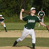 BRYAN EATON/Staff photo. Pentucket pitcher Justin Bartholomew.
