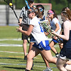 JIM VAIKNORAS/Staff photo Georgetown's Erin Irons makes a move to the goal against Marion at Georgetown high Thursday.