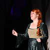 "JIM VAIKNORAS/Staff photo  Rachel Noland of Salem  as Fiona in the Firehouse production of ""Shrek The Musical""."