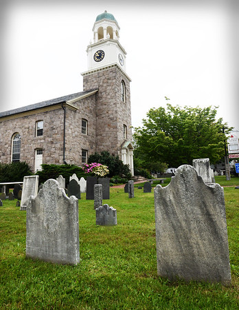 BRYAN EATON/Staff photo. St. Paul's Episcopal Church in Newburyport.