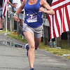 BRYAN EATON/Staff photo. First lady runner Jessica Bailey of Newburyport.