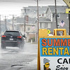 BRYAN EATON/Staff Photo. Signs for summer rentals can be seen all over Salisbury Beach.
