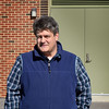 BRYAN EATON/Staff photo. Ted Angelakis, new water superintendent.