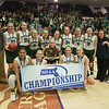 JIM VAIKNORAS/Staff photo Pentucket players winning the State Championship after defeating North Hampton at Holy Cross in Worchester Saturday.